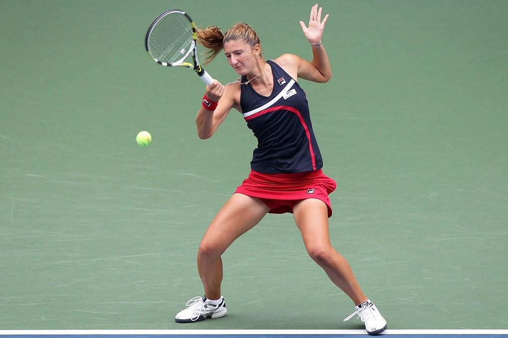 Irina Begu makes it to the third round at Roland Garros  |Begu