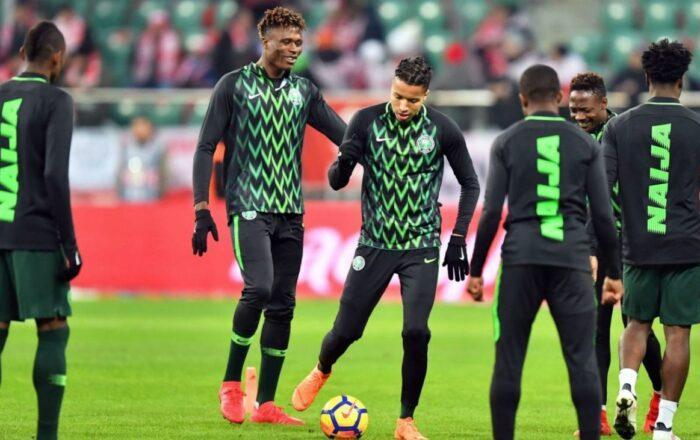 SERBIA - NIGERIA Soccer Prediction
