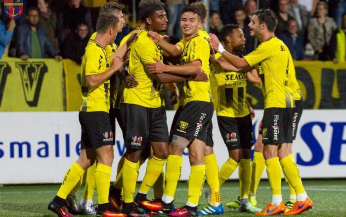 Soccer Prediction Ajax - Venlo