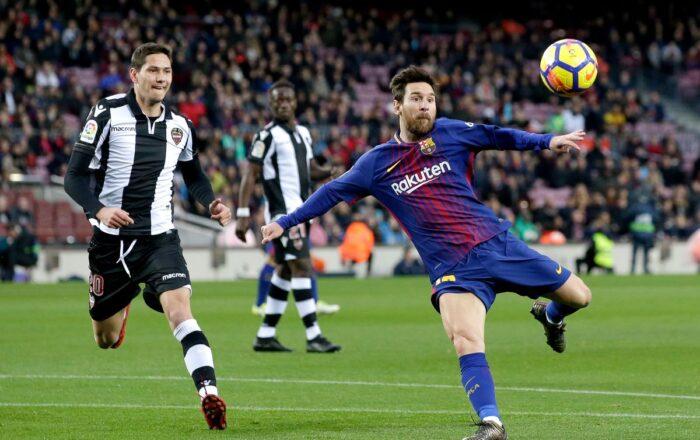Levante - Barcelona Soccer Prediction