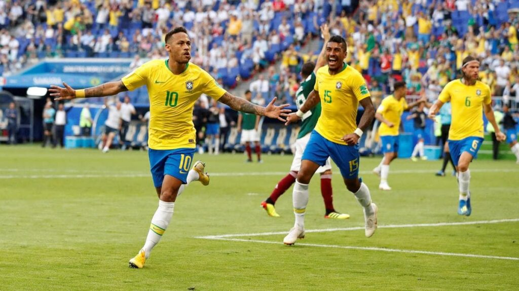 Brazil - Belgium World Cup Prediction