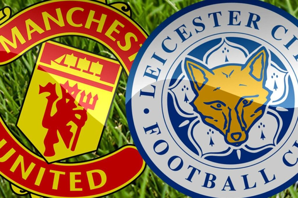 Premier League Manchester United vs Leicester