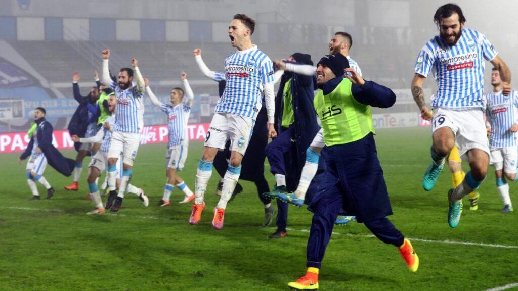 Football Prediction Spezia vs Spal