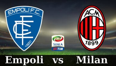 Betting Tips Empoli vs Milan