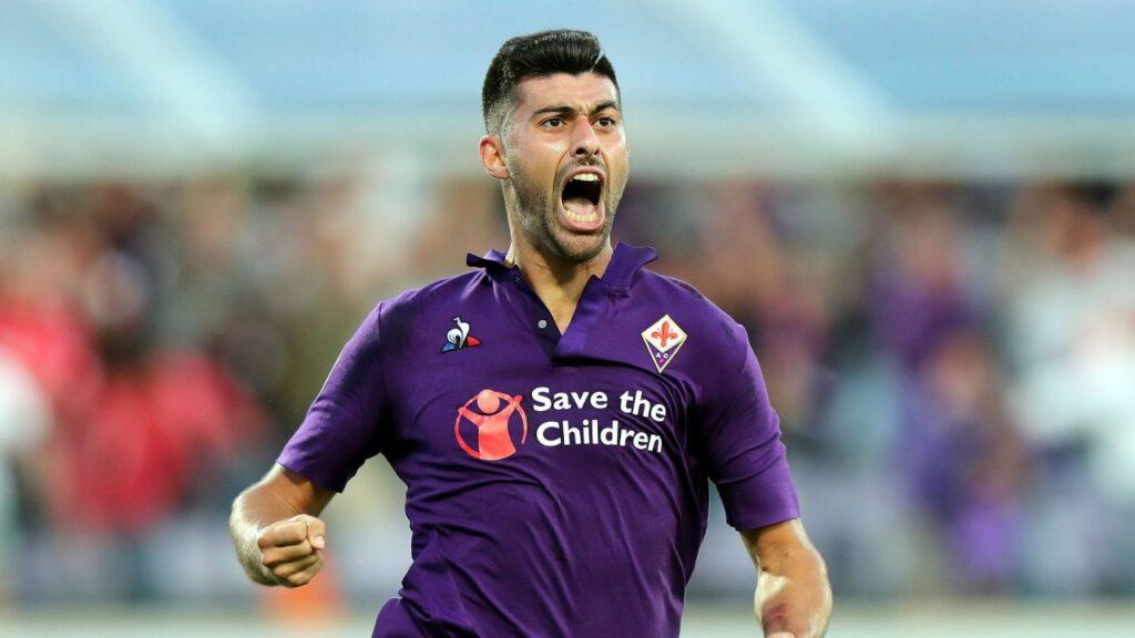 Serie A Napoli vs Fiorentina