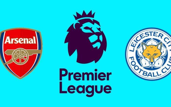 Premier League Arsenal vs Leicester