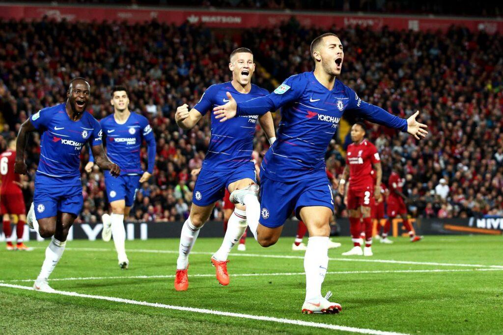 Europa League Chelsea vs MOL Vidi