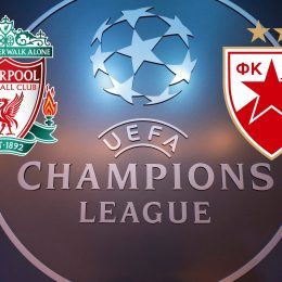 Champions League Liverpool vs Red Star