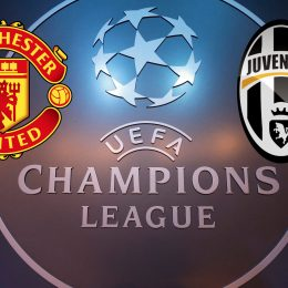 Champions League Manchester United vs Juventus