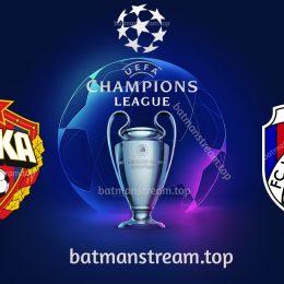 Champions League CSKA Moscow vs Viktoria Plzen