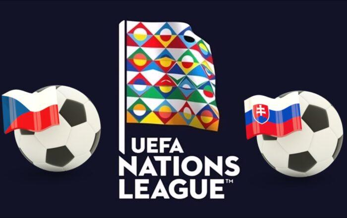 Czech Republic vs Slovakia UEFA Nations League