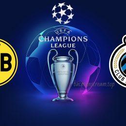 Dortmund vs Club Brugge Champions League