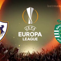 Qarabag vs Sporting Europa League