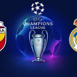 Viktoria Plzen vs Real Madrid Champions League