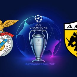 Benfica vs AEK Champions League