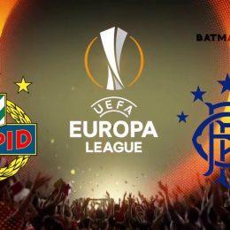 Rapid Vienna vs Rangers Europa League