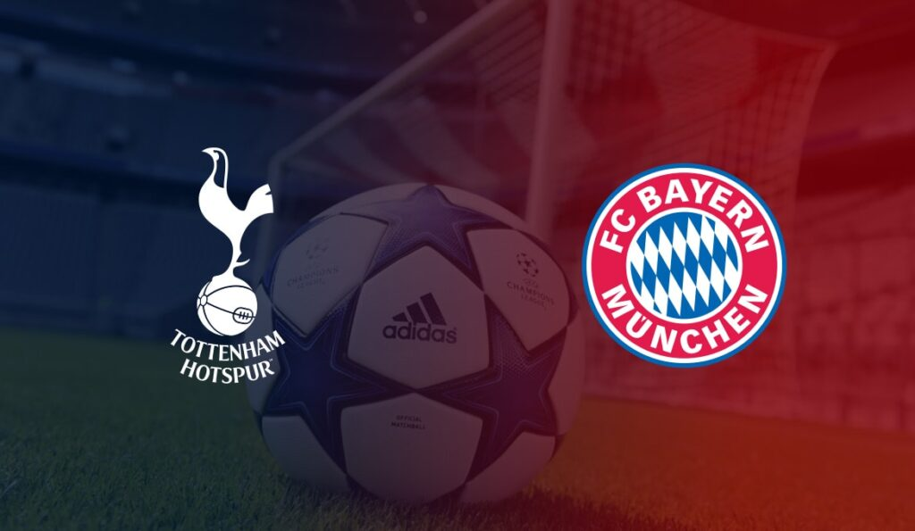Tottenham vs Bayern Munich Soccer Betting Tips