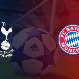 Tottenham vs Bayern Munich Soccer Betting Tips