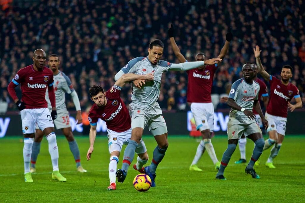 West Ham vs Liverpool Free Betting Predictions