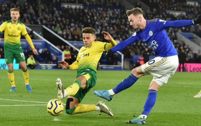Norwich City vs Leicester Free Betting Tips