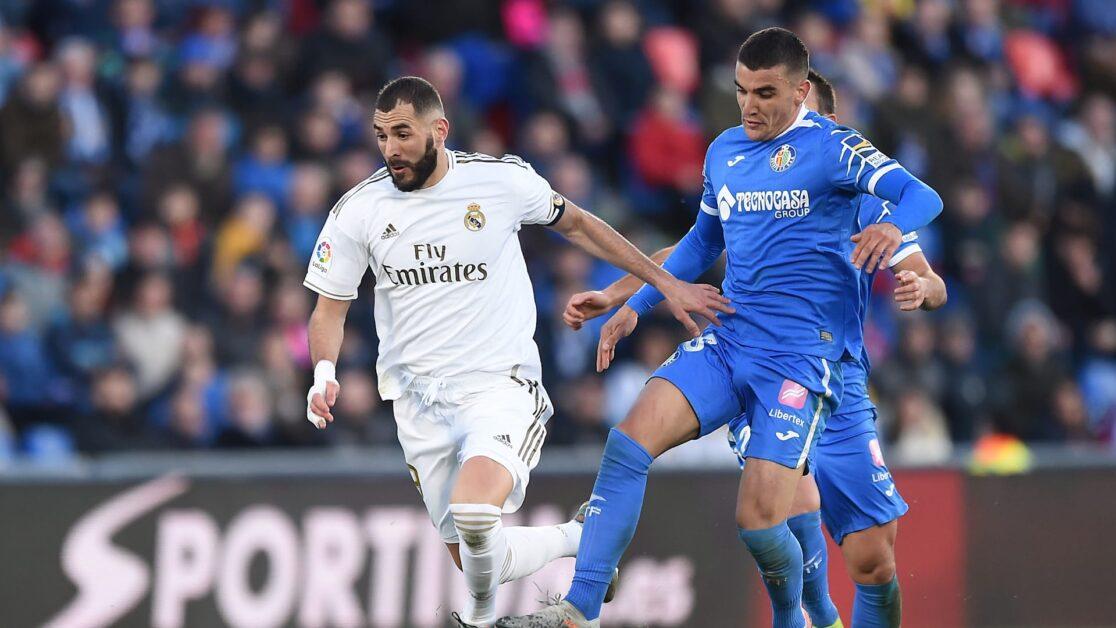 Real Madrid vs CF Getafe Free Betting Tips